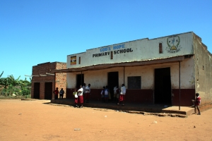 new school in uganda